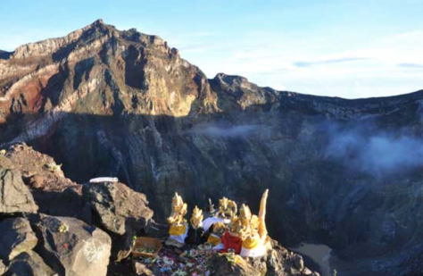 How to prepare for climbing Gunung Agung by Stuart McDonald for TravelFish