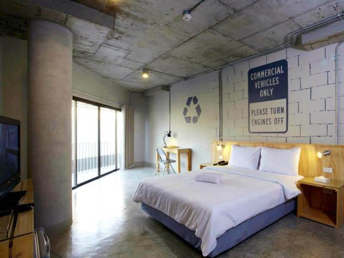 10 boutique beds in Bangkok for under RM250