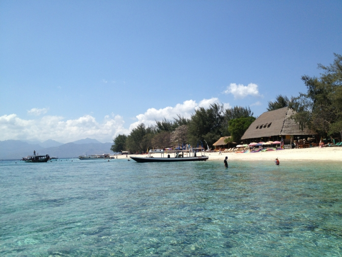 Gili Islands day trip