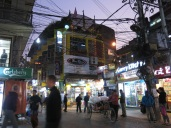 Thamel comes to life when the sun goes down.