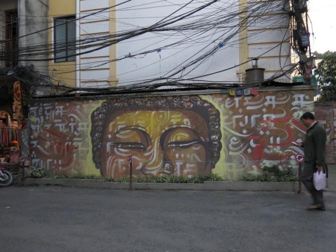 Thamel @ Kathmandu, 2014