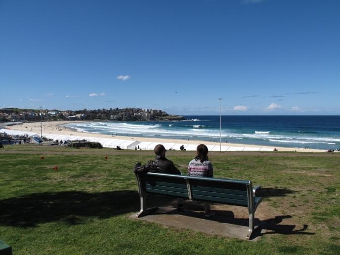 Bondi Beach @ Sydney, 2010