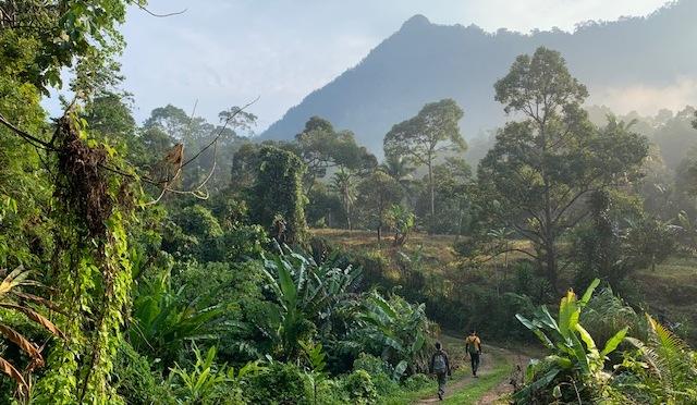 Bukit Raka hike