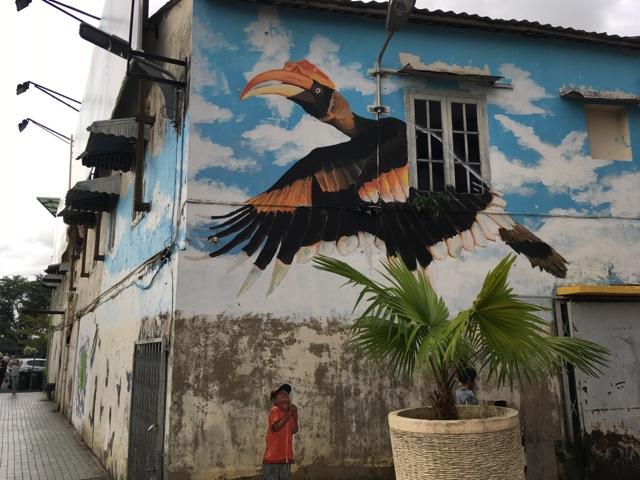 Street Art @ Kuching