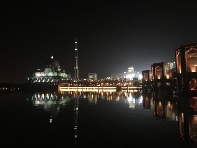 Putrajaya 7 Bridges Walk