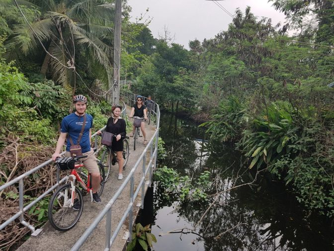 Cycling Tour @ Bang Krachao Island, Bangkok