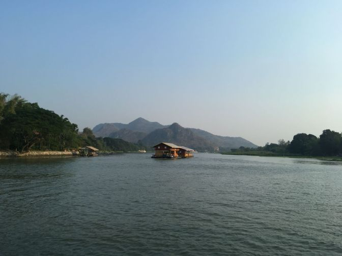 Speedboat Cruise @ River Kwai