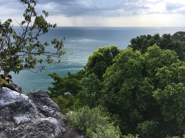 Bukit Batu Putih hike