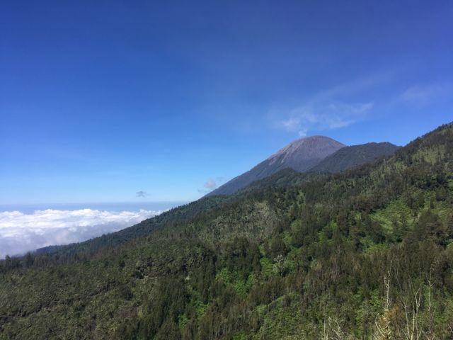 Gunung Semeru hike