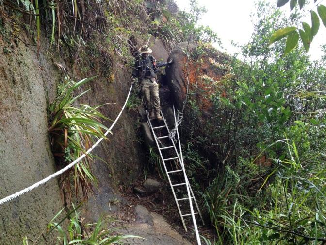 Gunung Ledang hike via Sagil