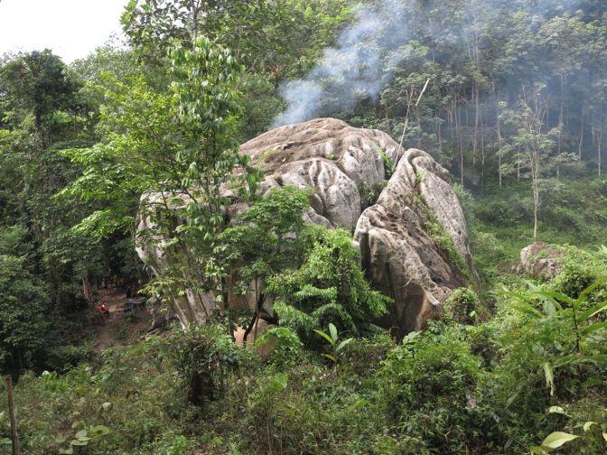 Bukit Baginda hike