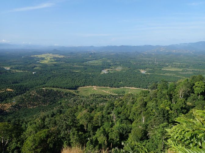 Bukit Batu Beras hike