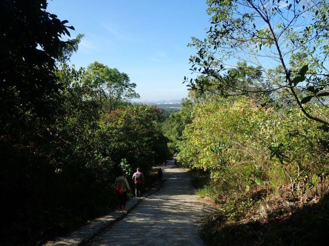 Bukit Bangkong hike
