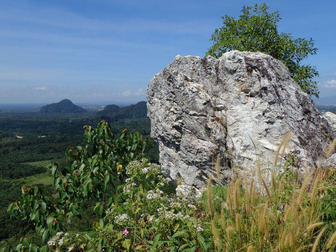 Bukit Batu Putih (Gopeng) hike