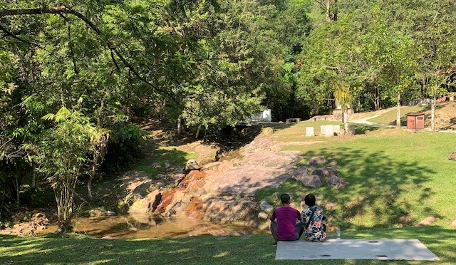 Taman Rimba Bukit Kerinchi hike