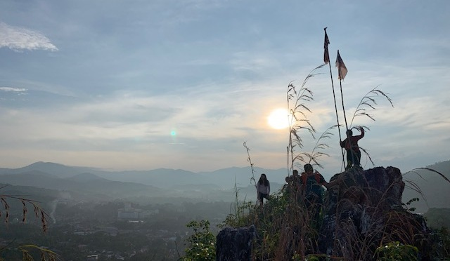 Bukit Guling Ayam hike